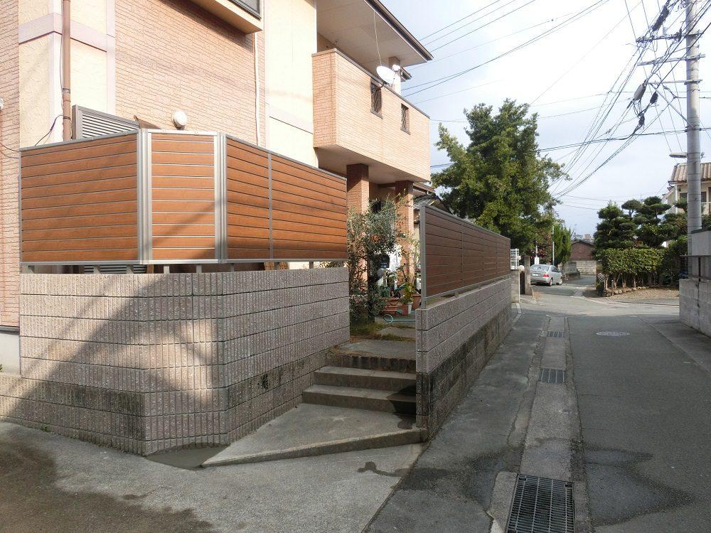 T様邸 外構リフォーム (熊本市中央区)