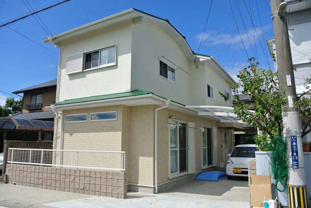 H様邸リノベーション (熊本市西区)