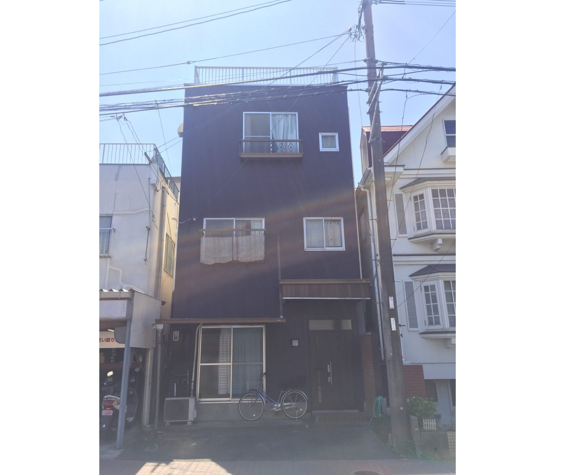 Y様邸 外壁リフォーム (熊本市中央区)