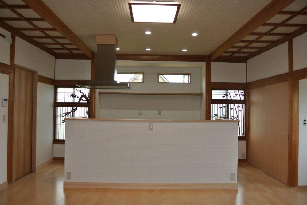 N様邸リノベーション (熊本県・八代市)